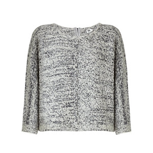A great all-rounder. Oversized Textured Jumper (£49 from £68)