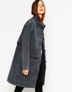 I refuse to call this a shacket- denim long-line jacket (£75) asos.com